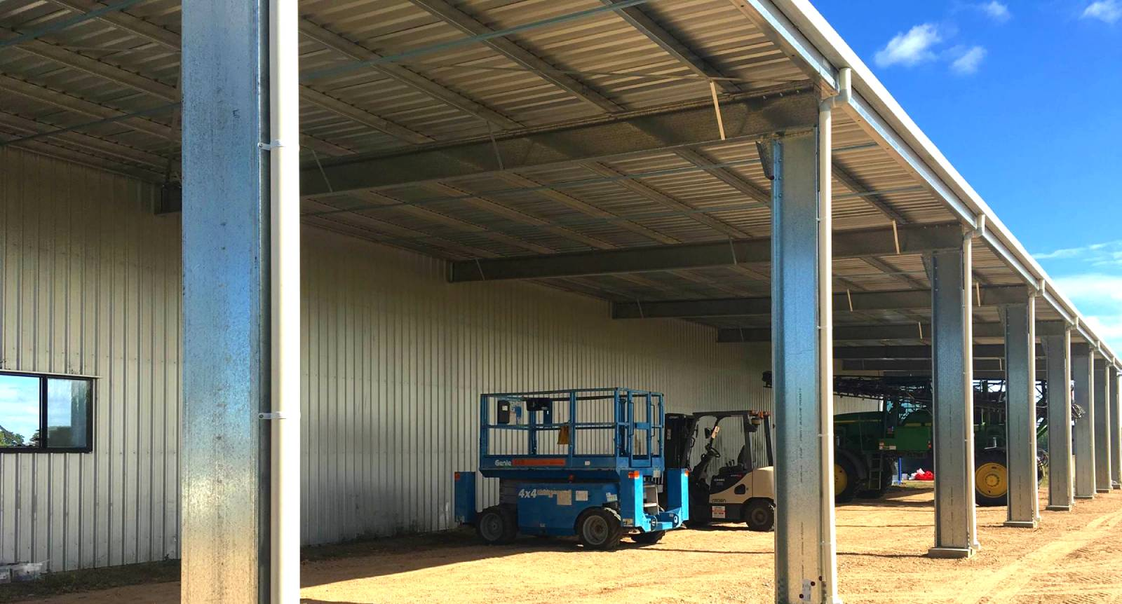 Farm sheds townsville
