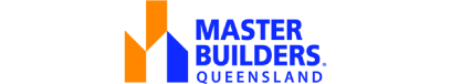 Accredited with Master Builders Queensland