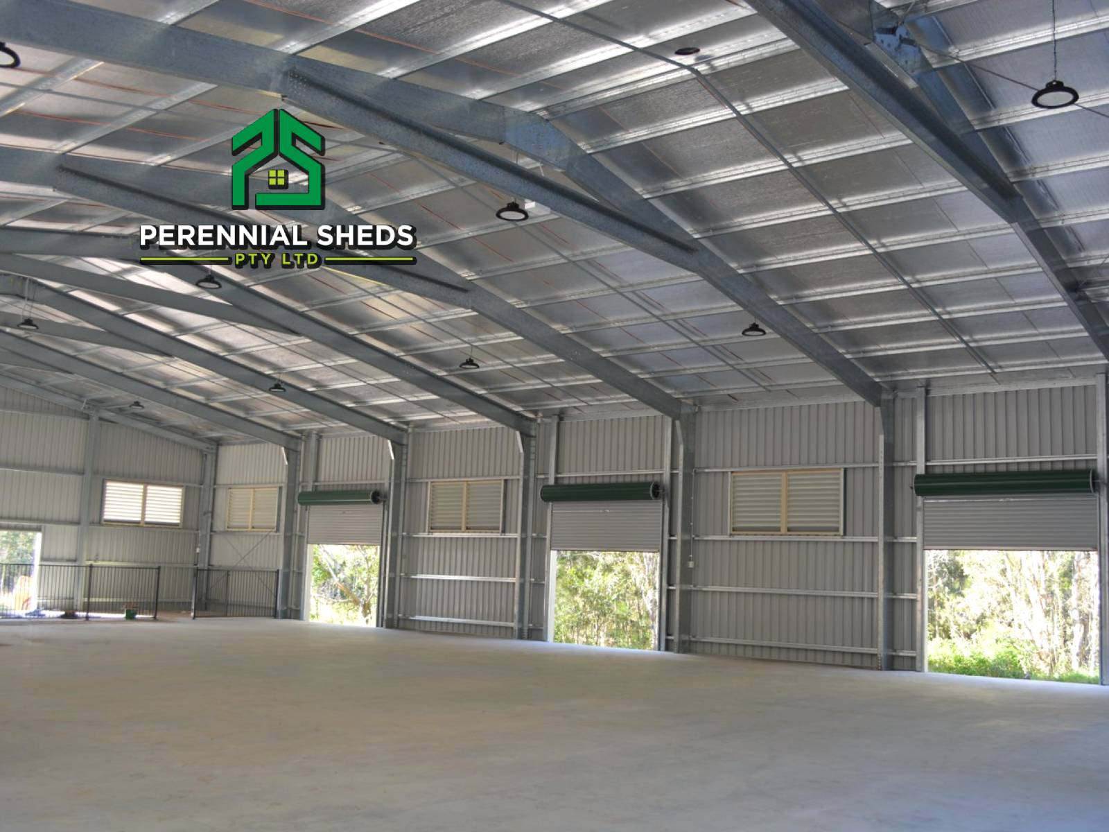 Commercial Steel Sheds Townsville