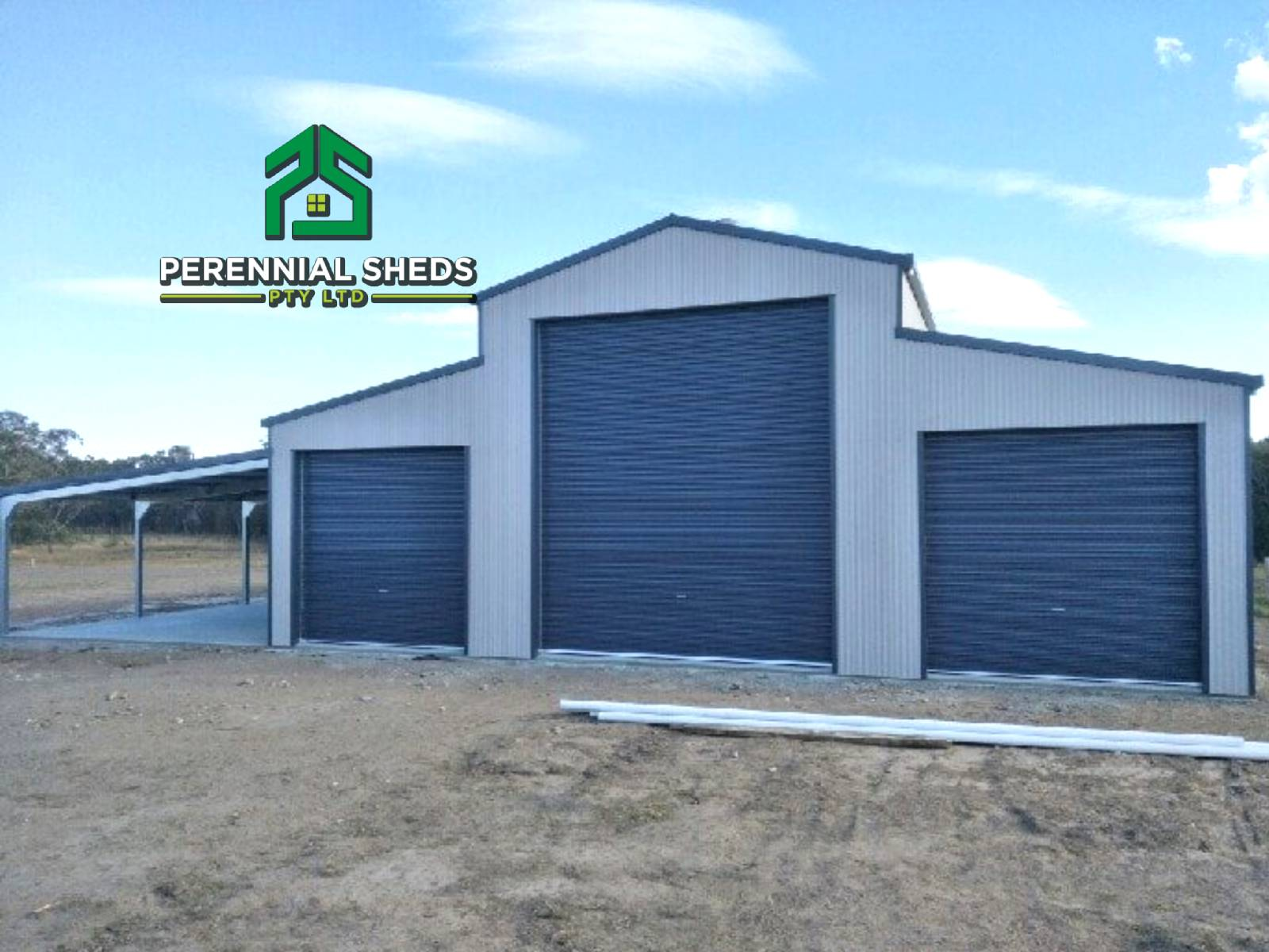 steel barn shed builders townsville
